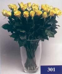 İzmir Konak çiçek satışı  12 adet sari özel güller