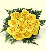 İzmir Konak çiçek gönderme sitemiz güvenlidir  12 adet sarigül kalite buket