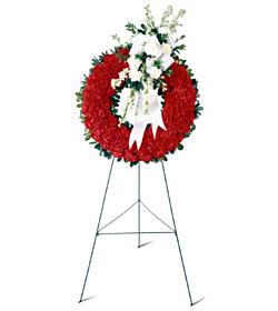 İzmir Konak kaliteli taze ve ucuz çiçekler  Amerikan tipi tören çiçegi