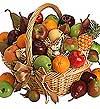 İzmir Konak online çiçek gönderme sipariş  Mevsime göre meyve sepeti