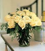 İzmir Konak çiçek mağazası , çiçekçi adresleri  11 adet sari gül mika yada cam vazo tanzim