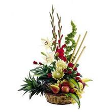 İzmir Konak çiçek servisi , çiçekçi adresleri  mevsim sepeti ve çiçekler