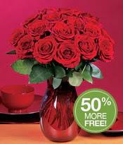 İzmir Konak online çiçek gönderme sipariş  10 adet Vazoda Gül çiçek ideal seçim