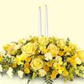 İzmir Konak çiçek servisi , çiçekçi adresleri  sadece sarilar ve mum