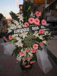 kazablanka,gerbera,sebboy ferforje  İzmir Konak çiçek servisi , çiçekçi adresleri