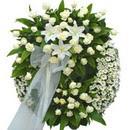 son yolculuk  tabut üstü model   İzmir Konak İnternetten çiçek siparişi