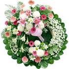 son yolculuk  tabut üstü model   İzmir Konak çiçek yolla