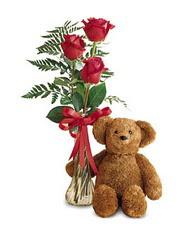 oyuncak ve güller tanzim   İzmir Konak uluslararası çiçek gönderme