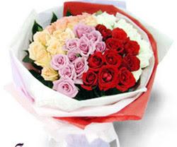 SEVENLERE ÖZEL 51 ADET GÜL  İzmir Konak kaliteli taze ve ucuz çiçekler