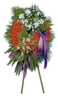 İzmir Konak İnternetten çiçek siparişi  cenaze çelengi