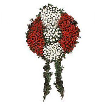 İzmir Konak online çiçek gönderme sipariş  Cenaze çelenk , cenaze çiçekleri , çelenk