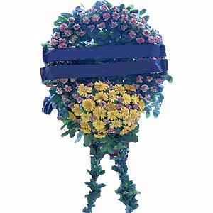Cenaze çelenk , cenaze çiçekleri , çelengi  İzmir Konak çiçek , çiçekçi , çiçekçilik
