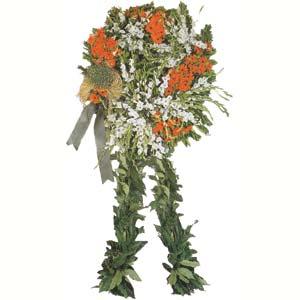 Cenaze çiçek , cenaze çiçekleri , çelengi  İzmir Konak çiçek gönderme