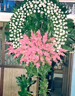 Cenaze çelenk , cenaze çiçekleri , çelengi  İzmir Konak kaliteli taze ve ucuz çiçekler