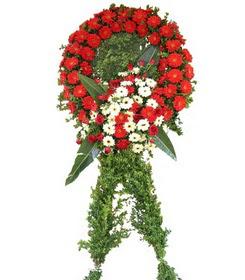 Cenaze çelenk , cenaze çiçekleri , çelengi  İzmir Konak İnternetten çiçek siparişi