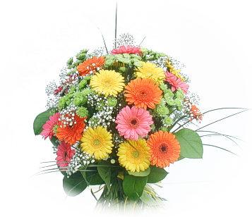 13 adet gerbera çiçegi buketi  İzmir Konak çiçek yolla , çiçek gönder , çiçekçi