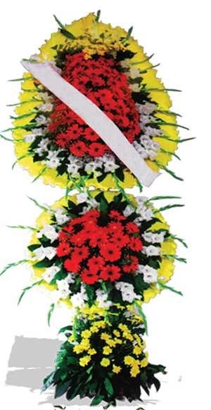 Dügün nikah açilis çiçekleri sepet modeli  İzmir Konak cicek , cicekci