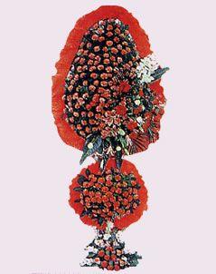 Dügün nikah açilis çiçekleri sepet modeli  İzmir Konak cicekciler , cicek siparisi