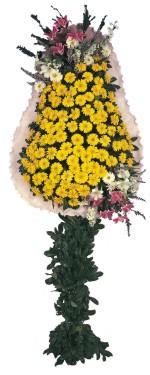 Dügün nikah açilis çiçekleri sepet modeli  İzmir Konak 14 şubat sevgililer günü çiçek