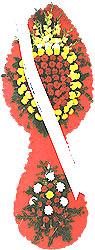 Dügün nikah açilis çiçekleri sepet modeli  İzmir Konak çiçek satışı