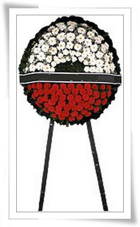 İzmir Konak çiçek yolla  cenaze çiçekleri modeli çiçek siparisi