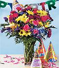 İzmir Konak çiçekçiler  Yeni yil için özel bir demet