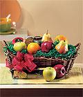 İzmir Konak çiçek siparişi vermek  Sevgi meyvalari hediye sepeti