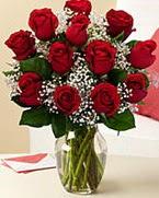 Sevgilime hediye 9 adet 1.ci kalite gül  İzmir Konak çiçekçi telefonları