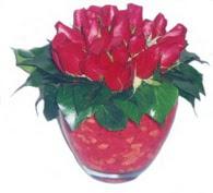 İzmir Konak İnternetten çiçek siparişi  11 adet kaliteli kirmizi gül - anneler günü seçimi ideal