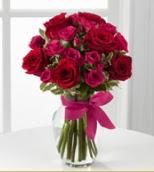 21 adet kırmızı gül tanzimi  İzmir Konak çiçek gönderme sitemiz güvenlidir
