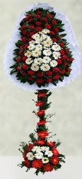 İzmir Konak kaliteli taze ve ucuz çiçekler  çift katlı düğün açılış çiçeği