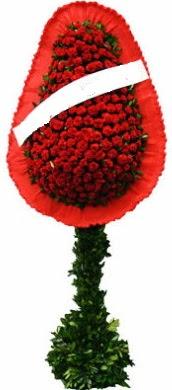 Tek katlı görsel düğün nikah açılış çiçeği  İzmir Konak çiçek servisi , çiçekçi adresleri