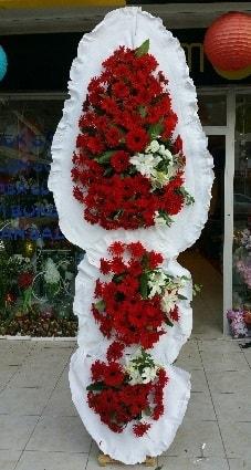 3 katlı Düğün Açılış Nikah Çiçeği  İzmir Konak güvenli kaliteli hızlı çiçek