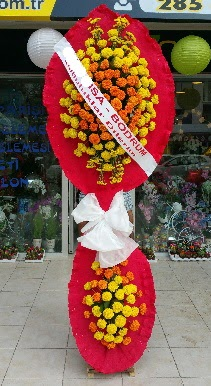 Çift katlı düğün model sepeti  İzmir Konak çiçek servisi , çiçekçi adresleri