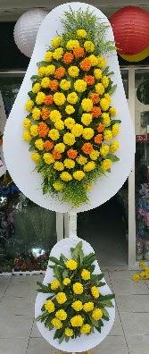 İzmir Konak çiçekçi telefonları  Çift katlı düğün Nikah İşyeri Açılış çiçek