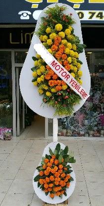 Çift katlı düğün Nikah İşyeri Açılış çiçek  İzmir Konak çiçek yolla , çiçek gönder , çiçekçi
