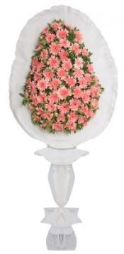 Tek katlı düğün açılış nikah çiçeği modeli  İzmir Konak anneler günü çiçek yolla