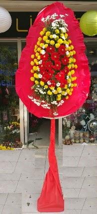 İzmir Konak çiçek mağazası , çiçekçi adresleri  Tek katlı düğün nikah çiçeği