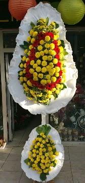 Çift katlı düğün açılış çiçek modeli  İzmir Konak çiçek mağazası , çiçekçi adresleri