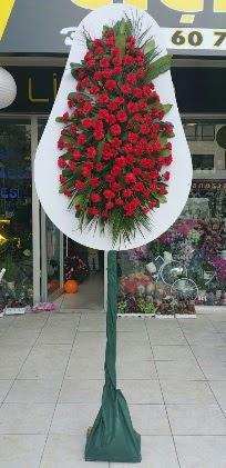 Tek katlı düğün nikah açılış çiçeği  İzmir Konak yurtiçi ve yurtdışı çiçek siparişi