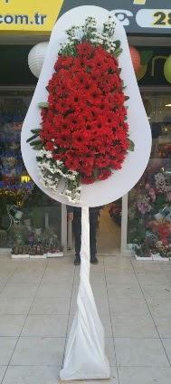 Tek katlı düğün nikah açılış çiçeği  İzmir Konak İnternetten çiçek siparişi