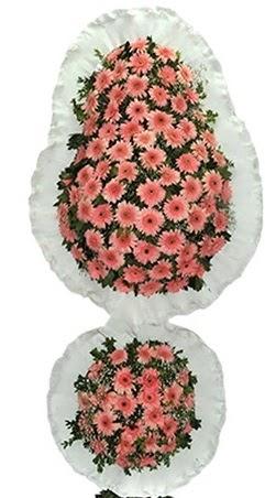 Çift katlı düğün nikah açılış çiçek modeli  İzmir Konak çiçek yolla , çiçek gönder , çiçekçi