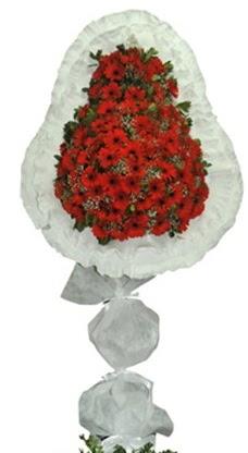 Tek katlı düğün nikah açılış çiçek modeli  İzmir Konak çiçek gönderme sitemiz güvenlidir