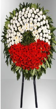Cenaze çiçeği  İzmir Konak çiçek gönderme