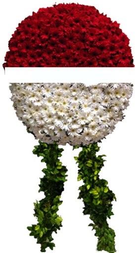 Cenaze çiçekleri modelleri  İzmir Konak çiçekçi mağazası