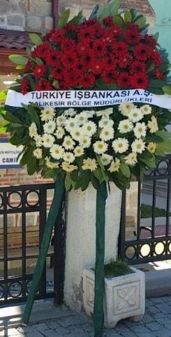Cenaze çiçek modeli  İzmir Konak çiçek satışı