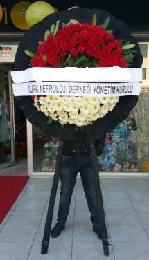 Cenaze çiçek modeli  İzmir Konak çiçek mağazası , çiçekçi adresleri