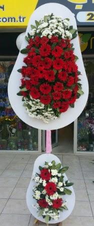 Çift katlı düğün nikah işyeri açılış çiçeği  İzmir Konak çiçek siparişi vermek