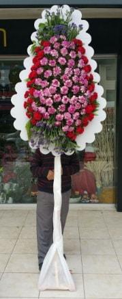 Tekli düğün nikah açılış çiçek modeli  İzmir Konak 14 şubat sevgililer günü çiçek