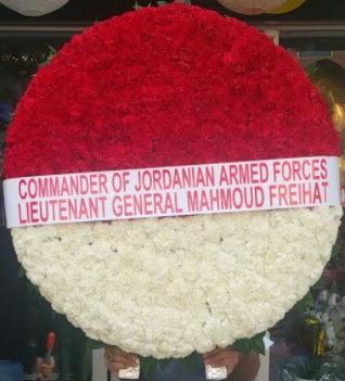 Anıtkabir mozele çiçeği 450 karanfilli  İzmir Konak cicekciler , cicek siparisi